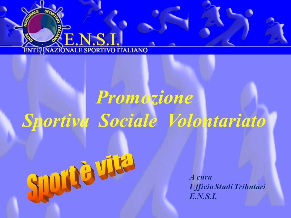 Promozione Sportiva Sociale Volontariato