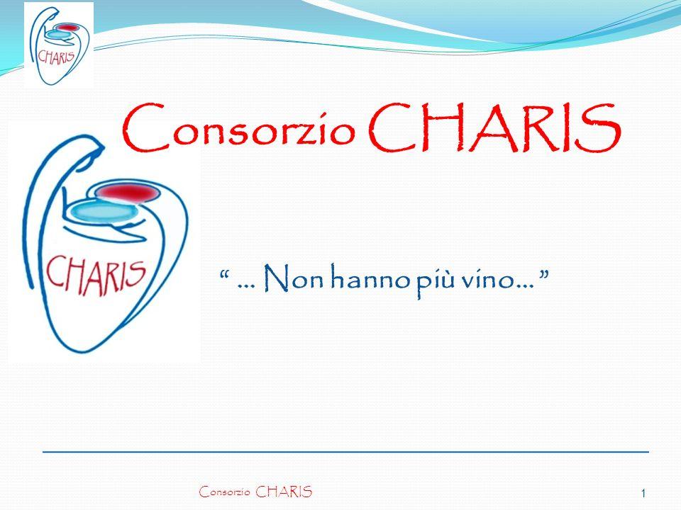 Consorzio CHARIS … Non hanno più vino… Consorzio CHARIS