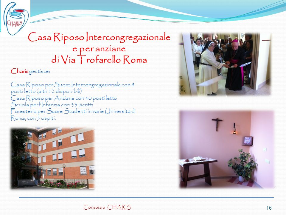 Casa Riposo Intercongregazionale