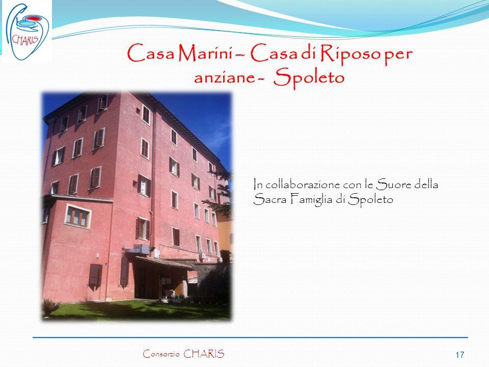 Casa Marini – Casa di Riposo per anziane - Spoleto