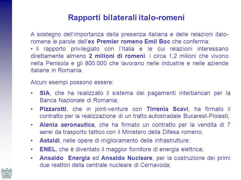Rapporti bilaterali italo-romeni