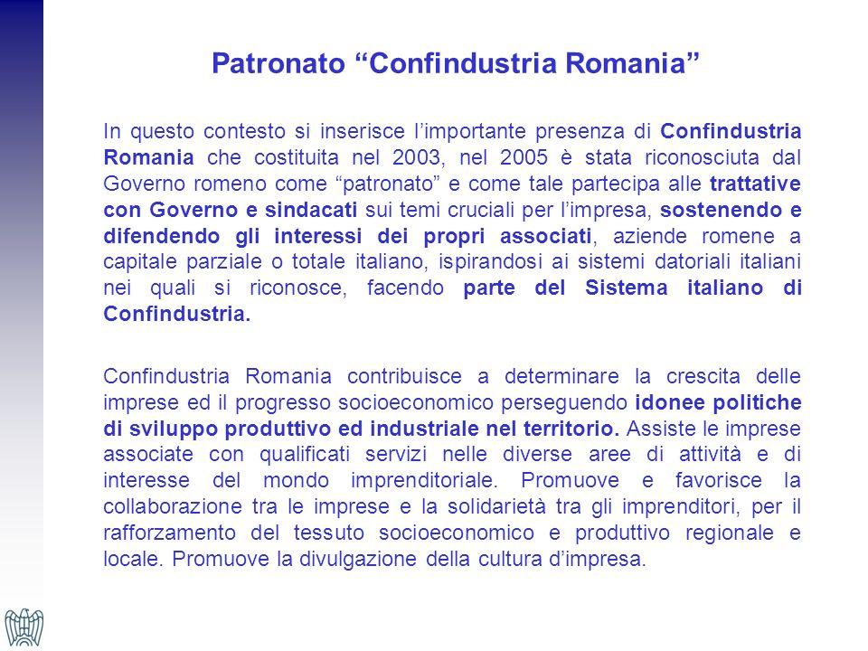 Patronato Confindustria Romania
