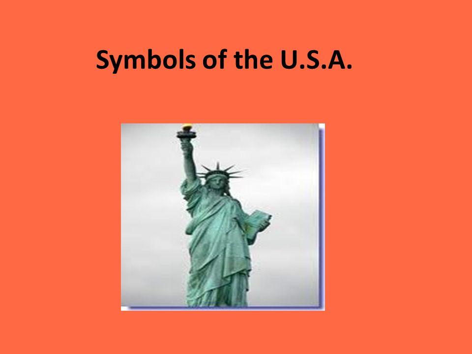 Symbols of the U.S.A.