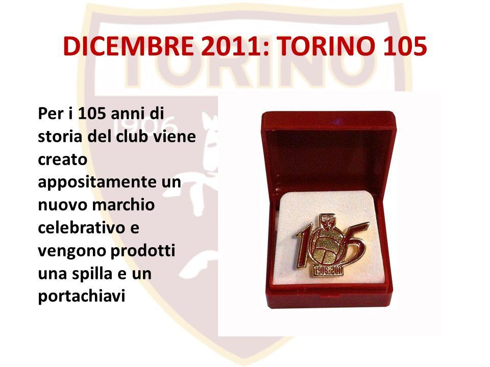 DICEMBRE 2011: TORINO 105