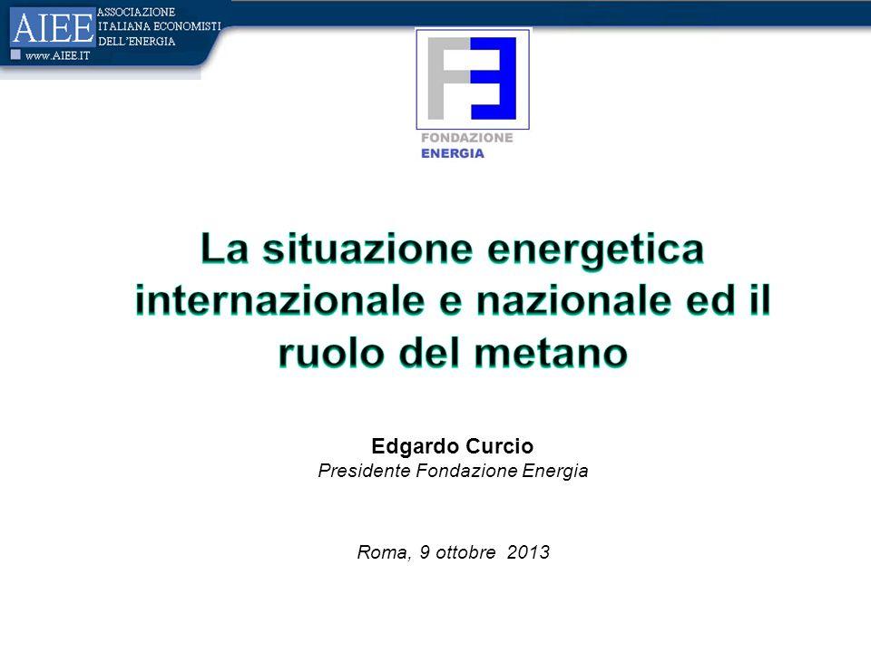Presidente Fondazione Energia