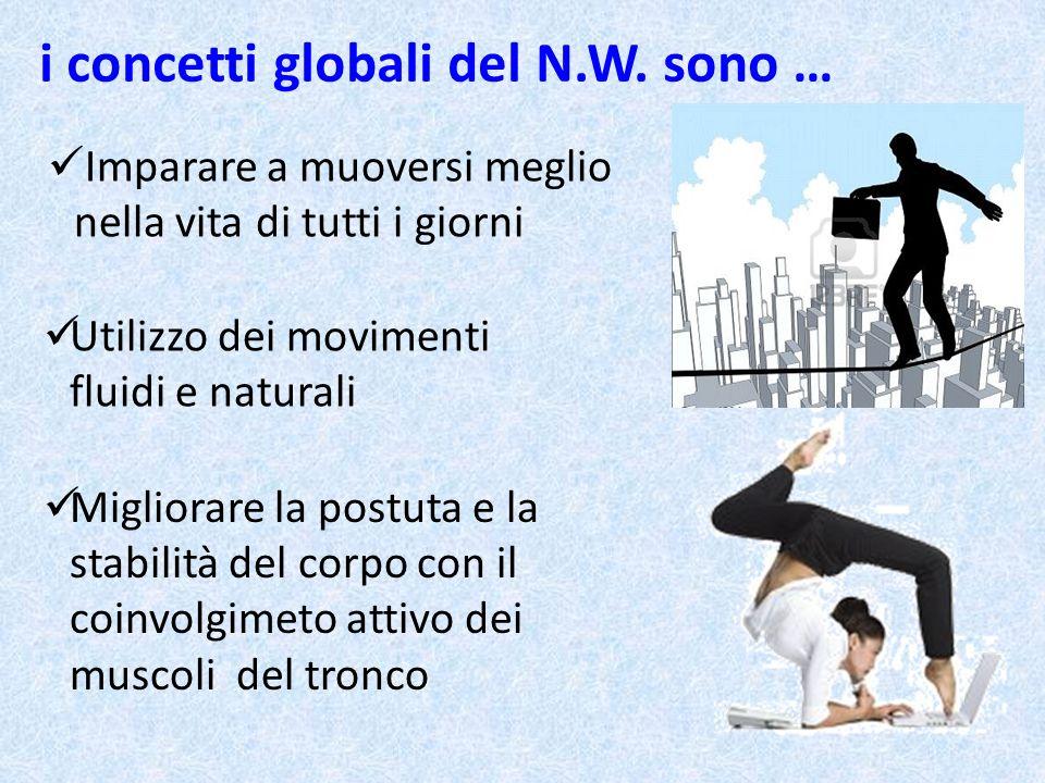 i concetti globali del N.W. sono …