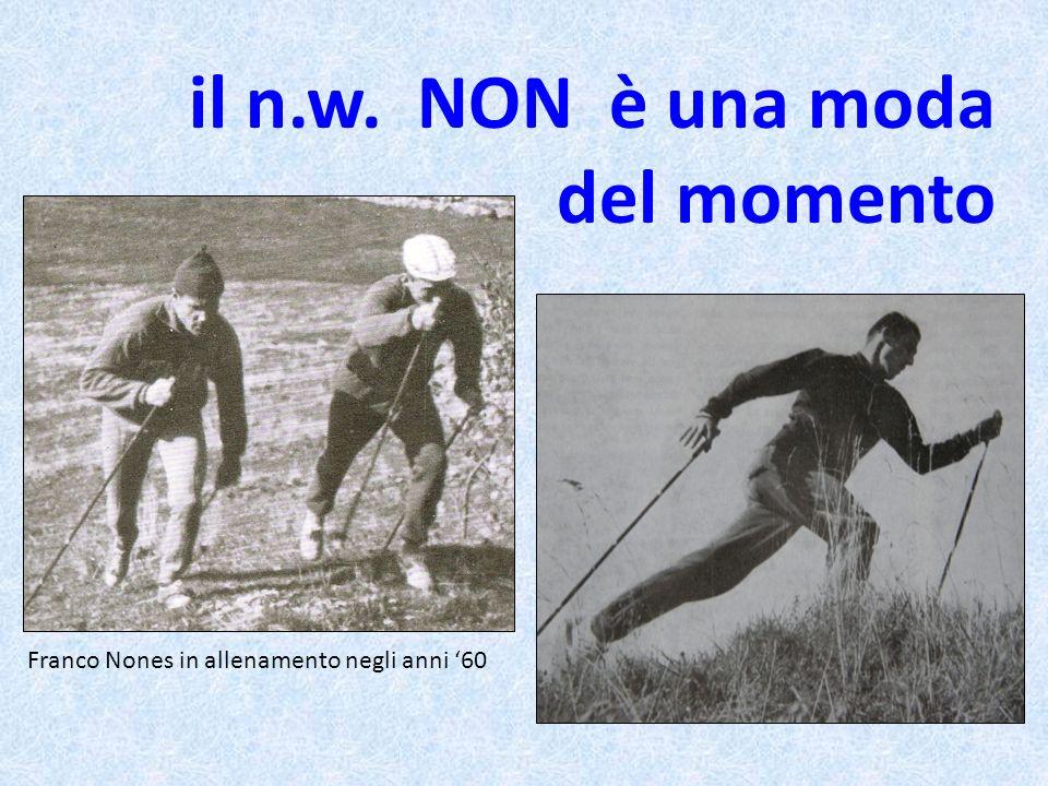 il n.w. NON è una moda del momento