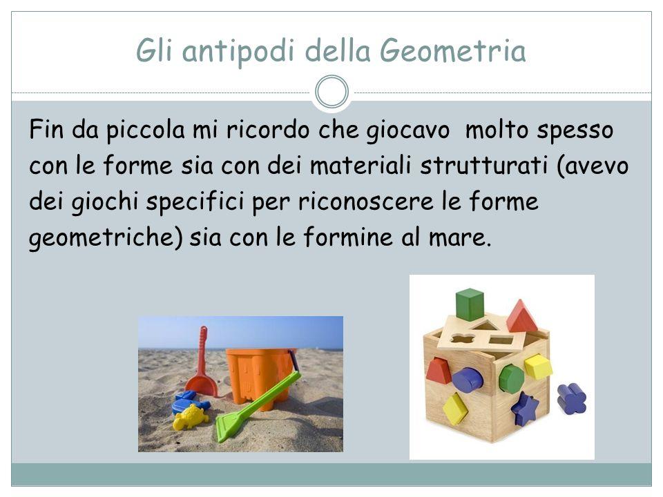 Gli antipodi della Geometria