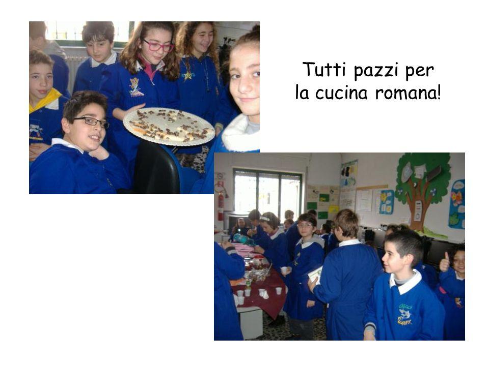 Tutti pazzi per la cucina romana!
