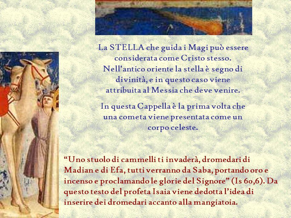 La STELLA che guida i Magi può essere considerata come Cristo stesso