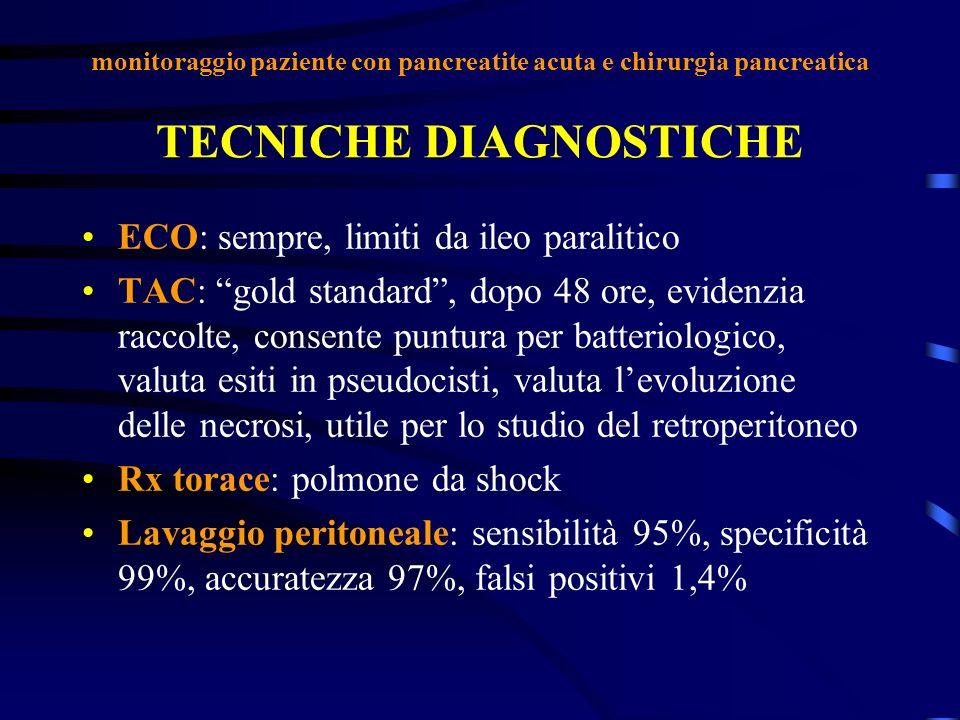TECNICHE DIAGNOSTICHE