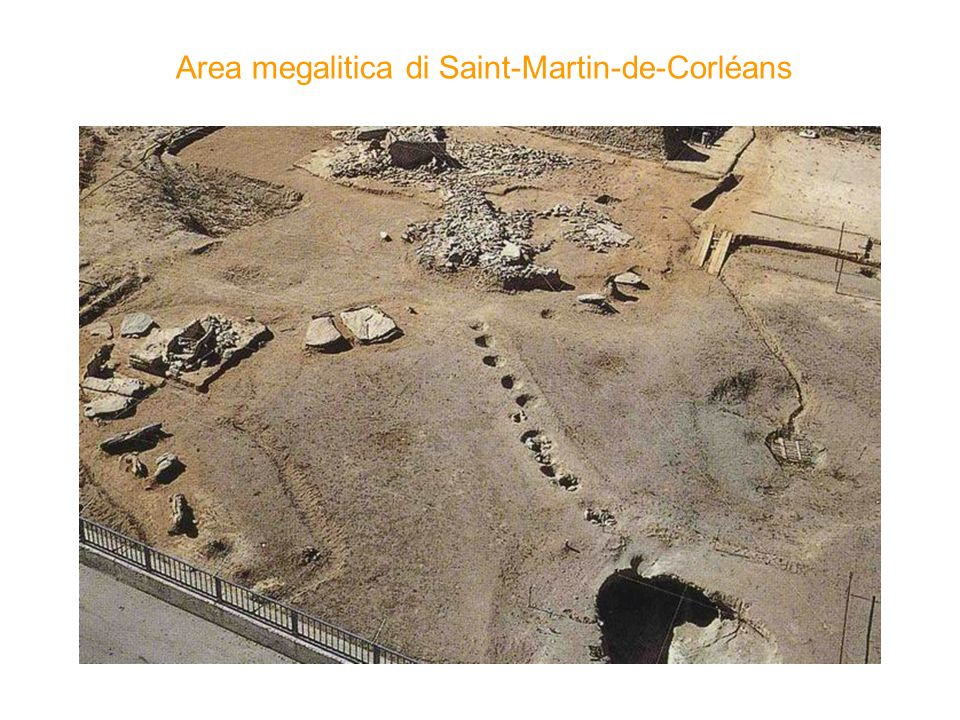 Area megalitica di Saint-Martin-de-Corléans