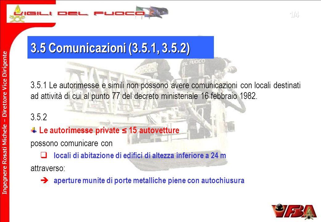1/4 3.5 Comunicazioni (3.5.1, 3.5.2)
