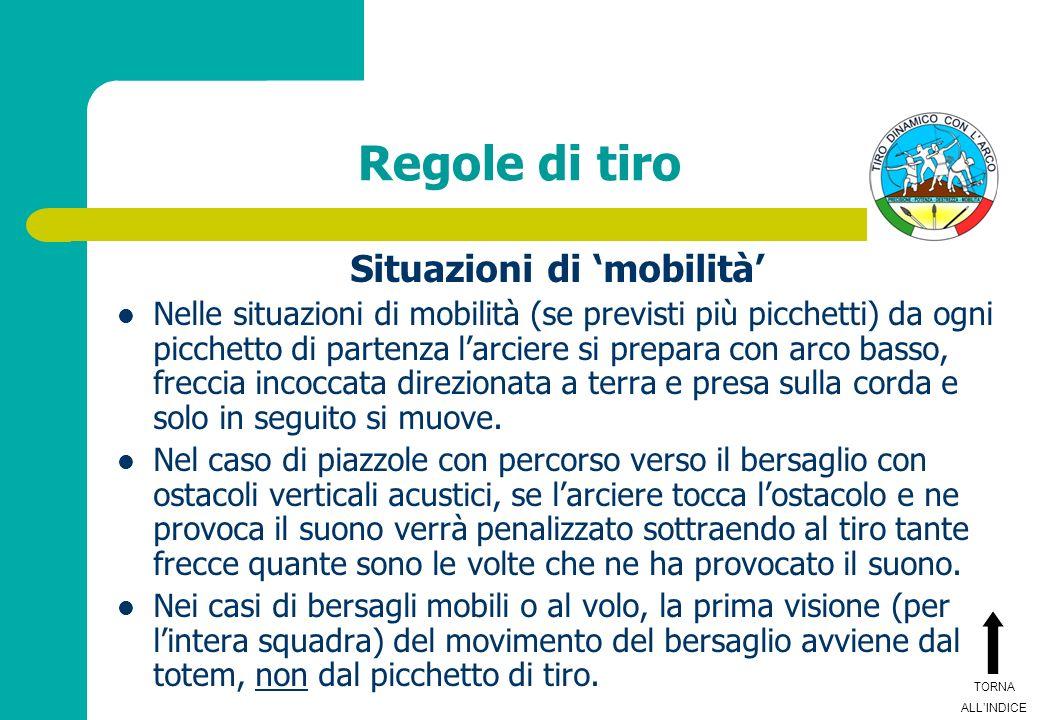 Situazioni di 'mobilità'