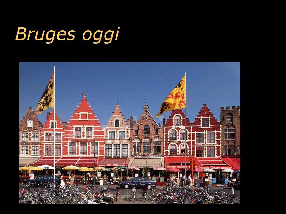Bruges oggi