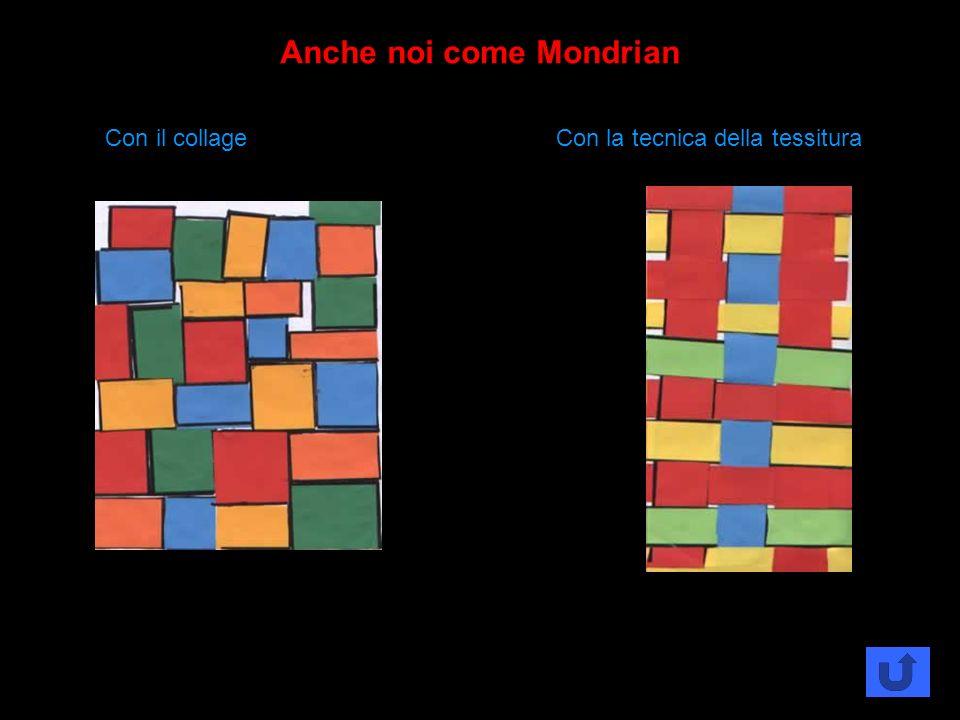 Anche noi come Mondrian