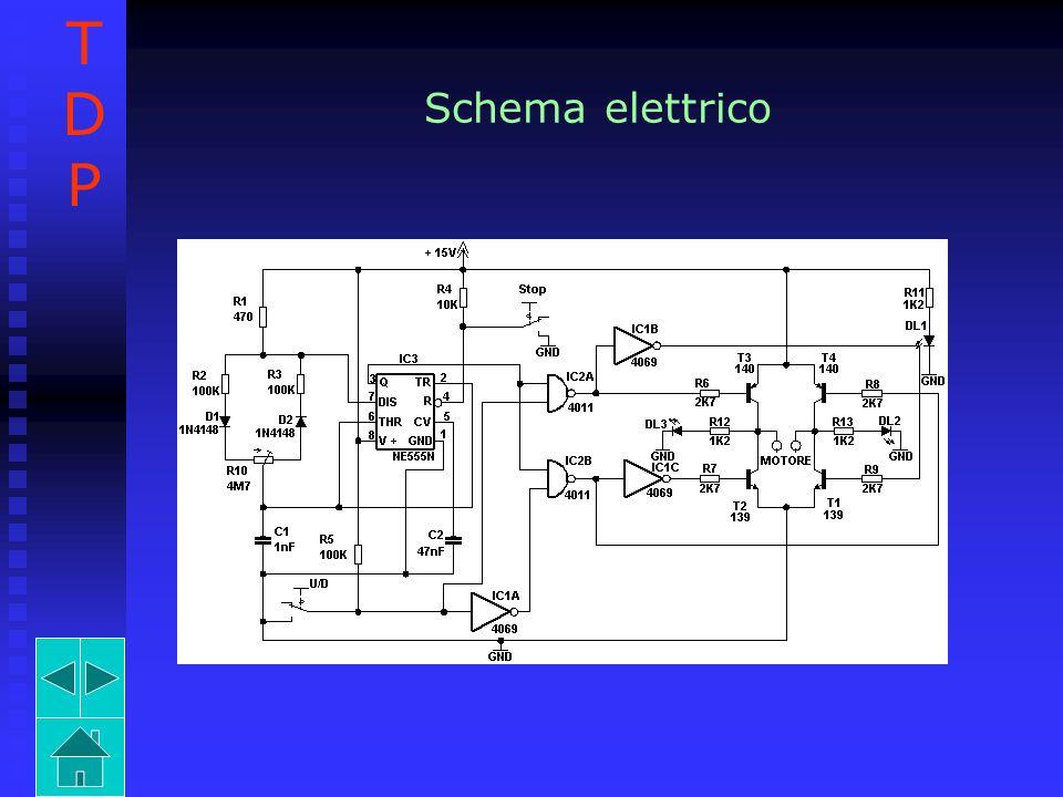 T D P Schema elettrico