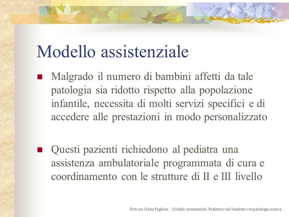 Modello assistenziale