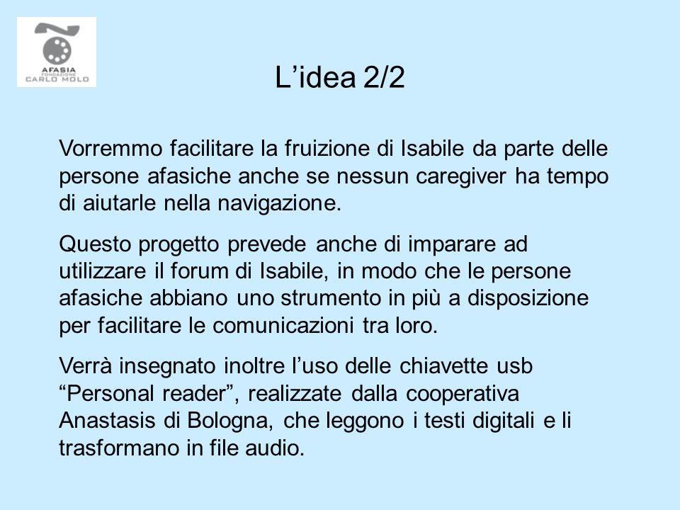 L'idea 2/2