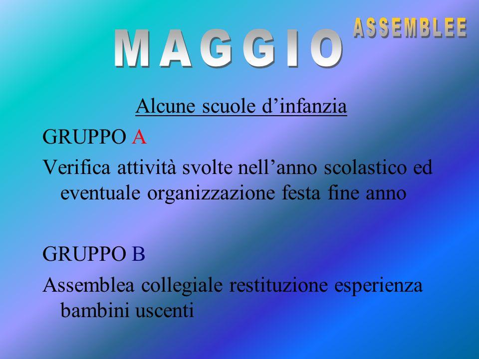 ASSEMBLEE MAGGIO.