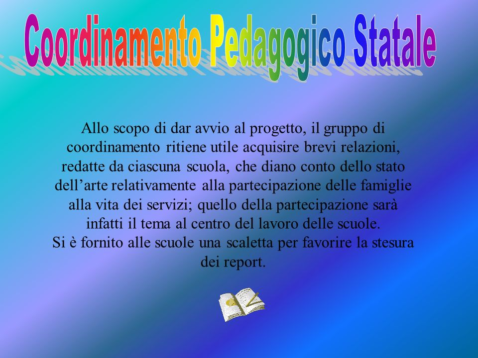 Coordinamento Pedagogico Statale