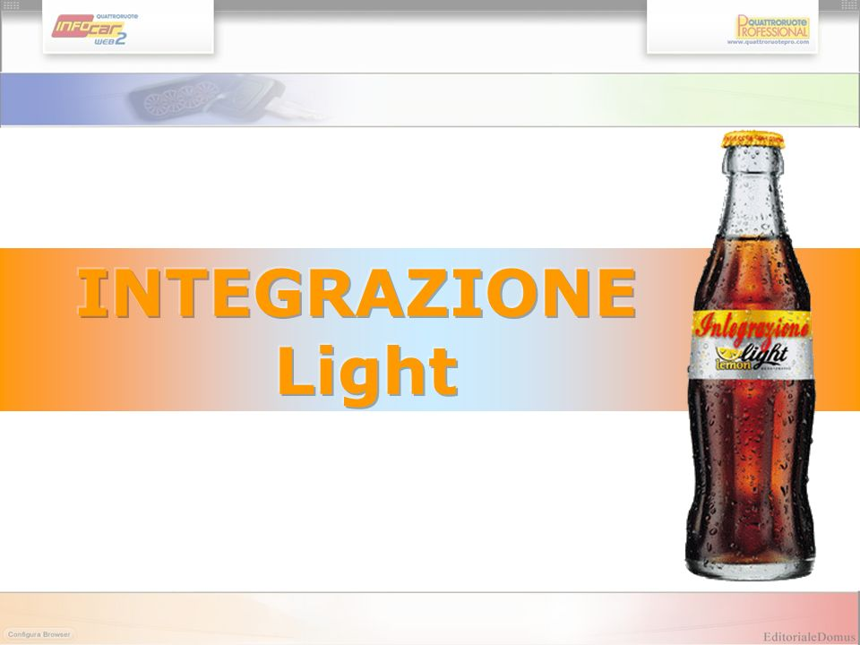 INTEGRAZIONE Light