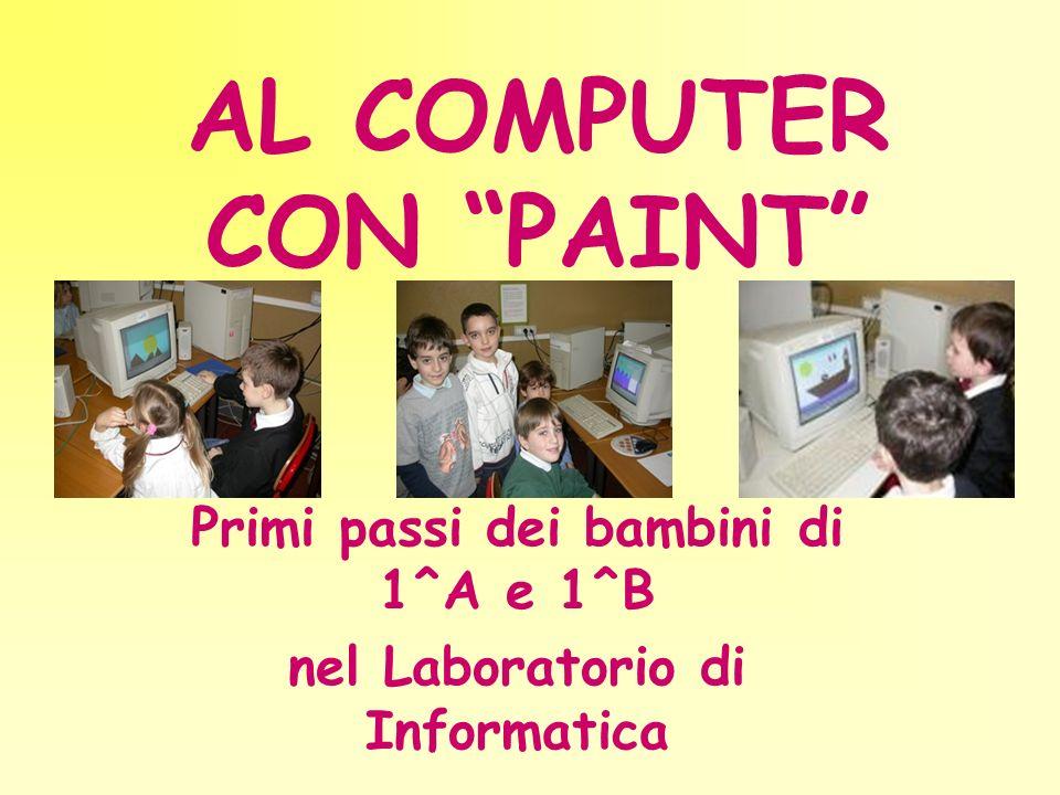 AL COMPUTER CON PAINT