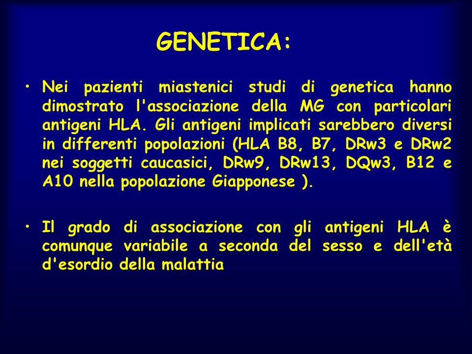 GENETICA: