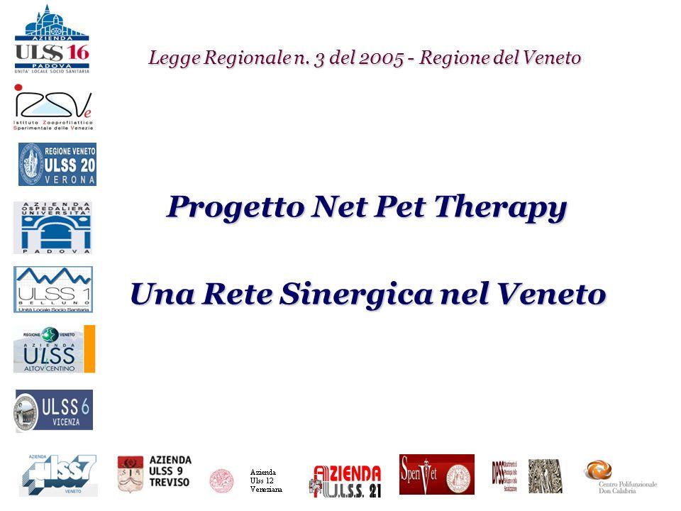 Legge Regionale n. 3 del 2005 - Regione del Veneto