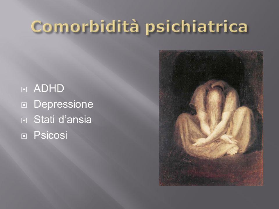Comorbidità psichiatrica