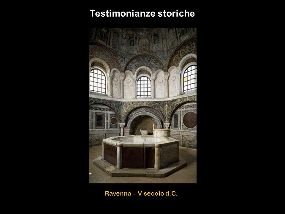 Testimonianze storiche