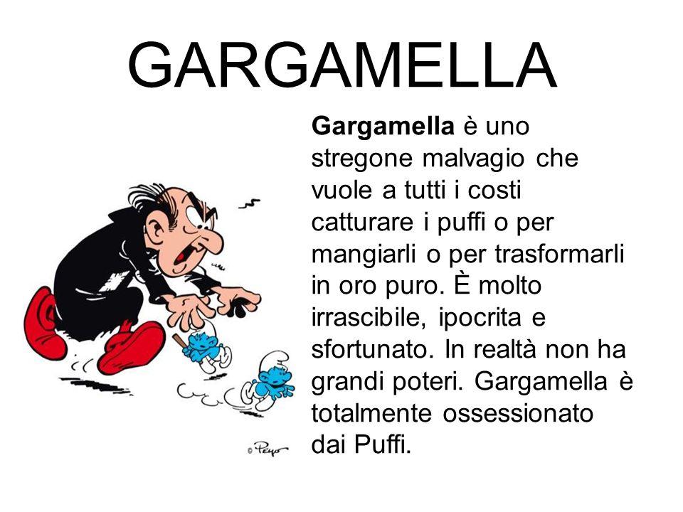 GARGAMELLA