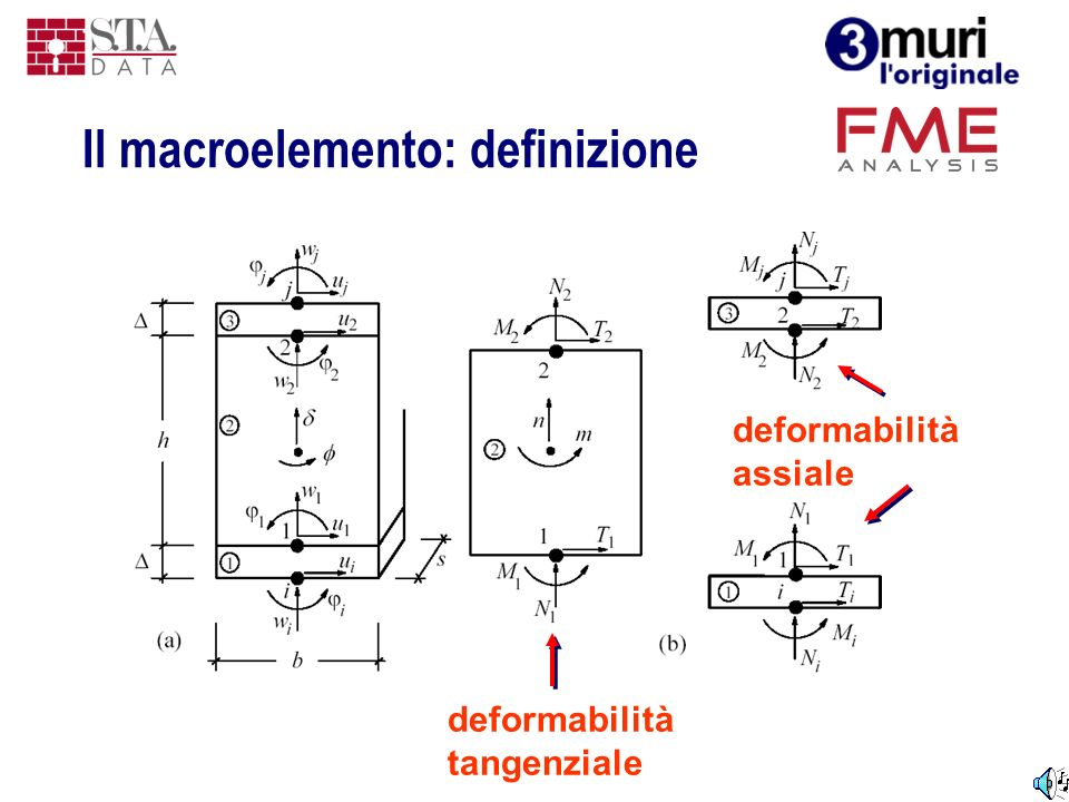 Il macroelemento: definizione