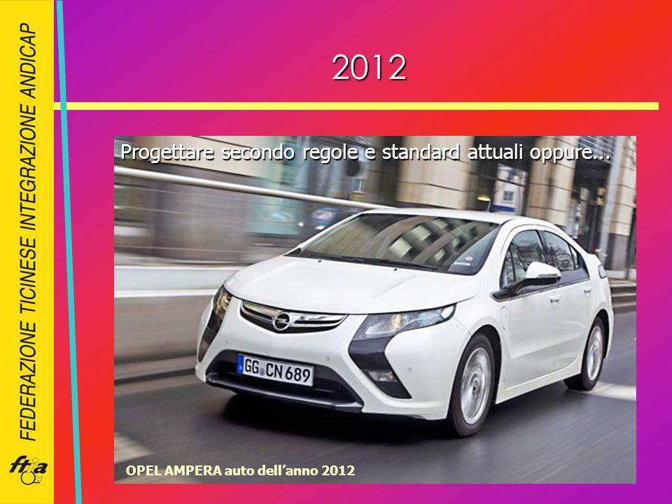 2012 Progettare secondo regole e standard attuali oppure...