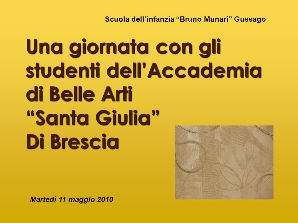Scuola dell'infanzia Bruno Munari Gussago
