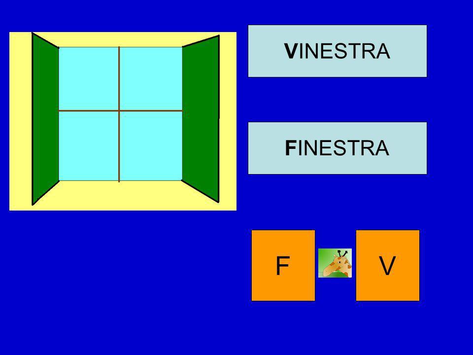 VINESTRA FINESTRA F V