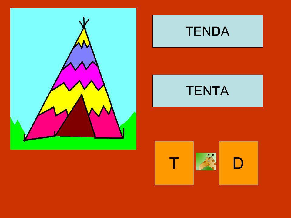 TENDA TENTA T D