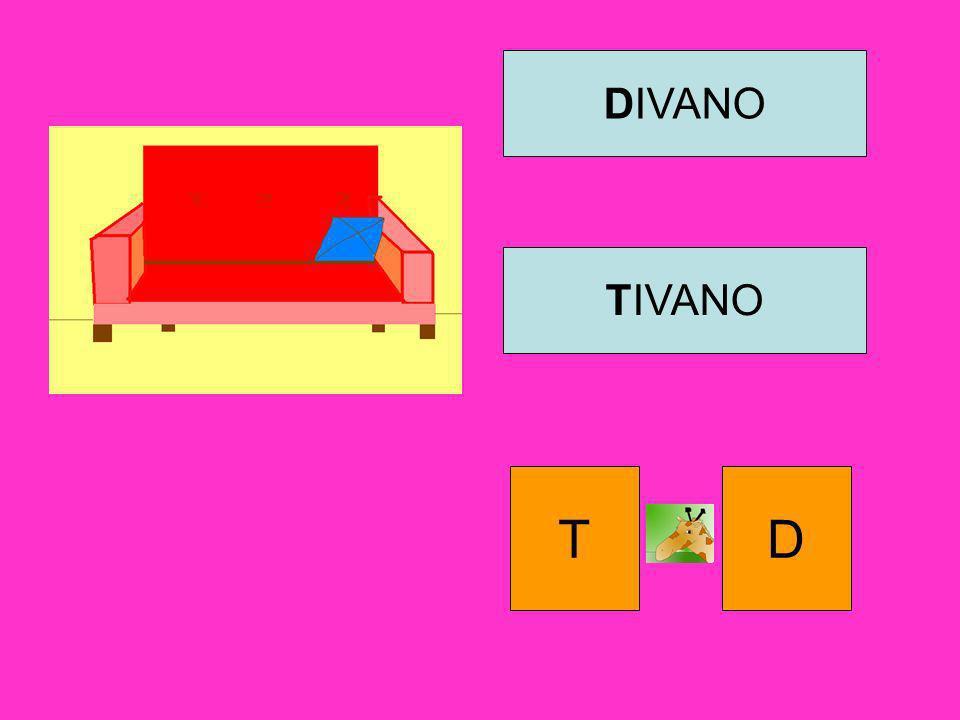 DIVANO TIVANO T D