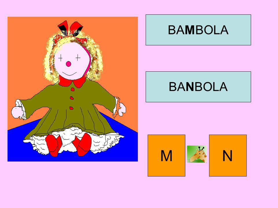 BAMBOLA BANBOLA M N