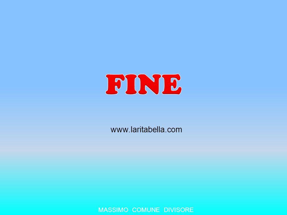 FINE www.laritabella.com