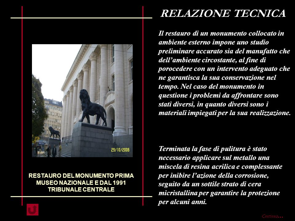 RELAZIONE TECNICA