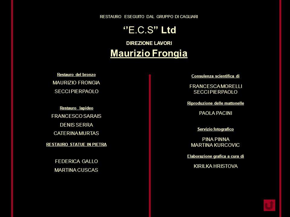 Maurizio Frongia ''E.C.S Ltd DIREZIONE LAVORI MAURIZIO FRONGIA