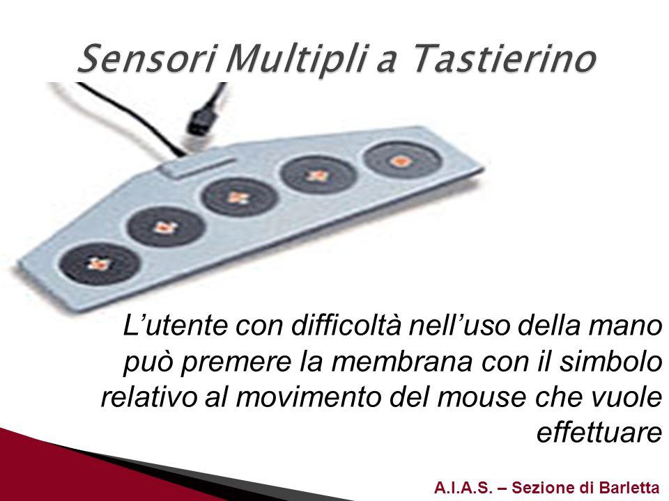 Sensori Multipli a Tastierino