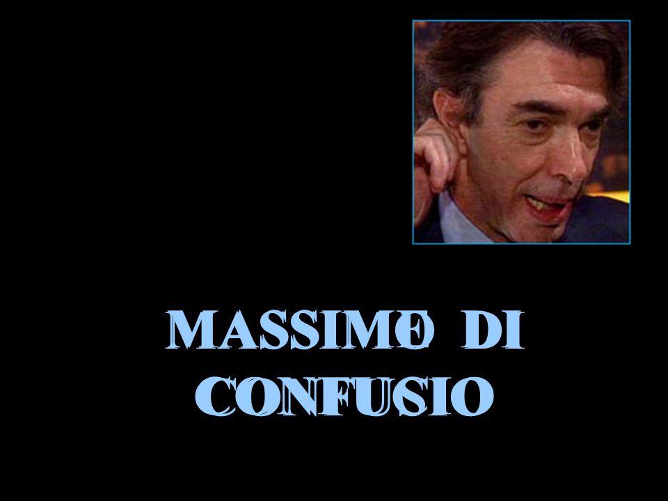 MASSIME DI CONFUCIO MASSIMO DI CONFUSIO
