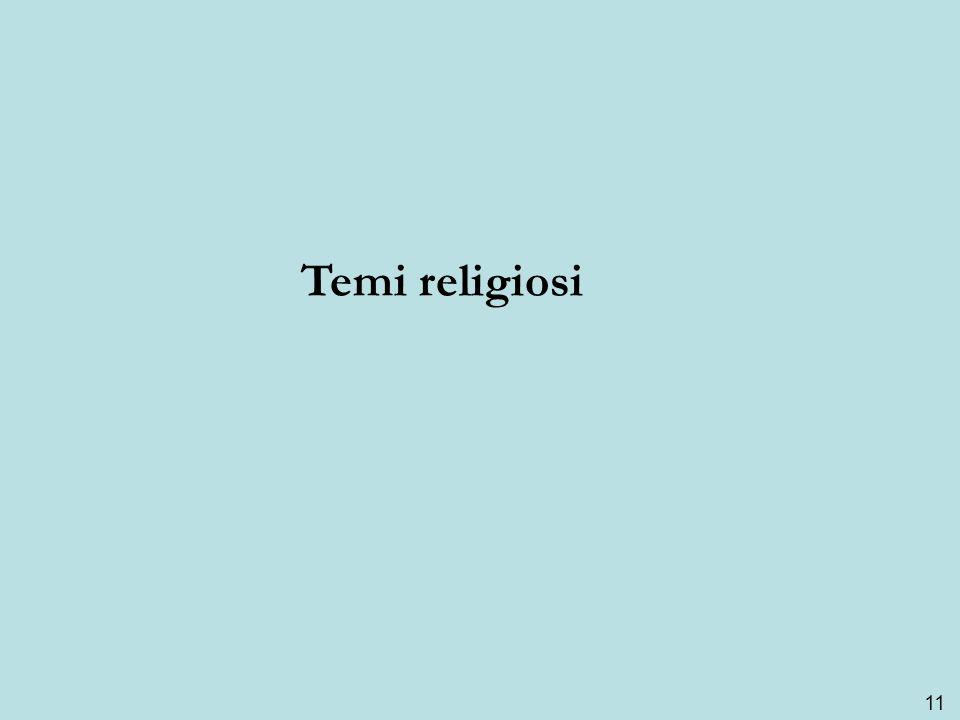 Temi religiosi 11