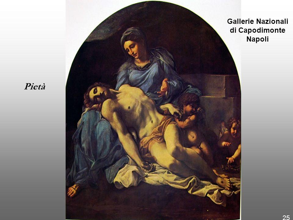 Gallerie Nazionali di Capodimonte Napoli Pietà 25
