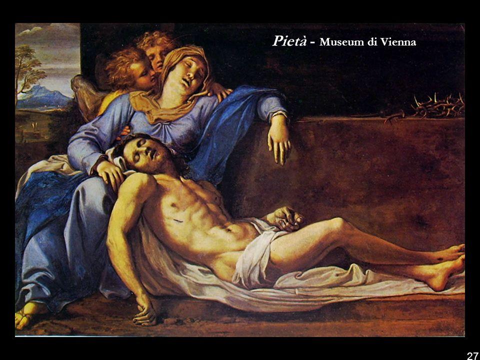 Pietà - Museum di Vienna