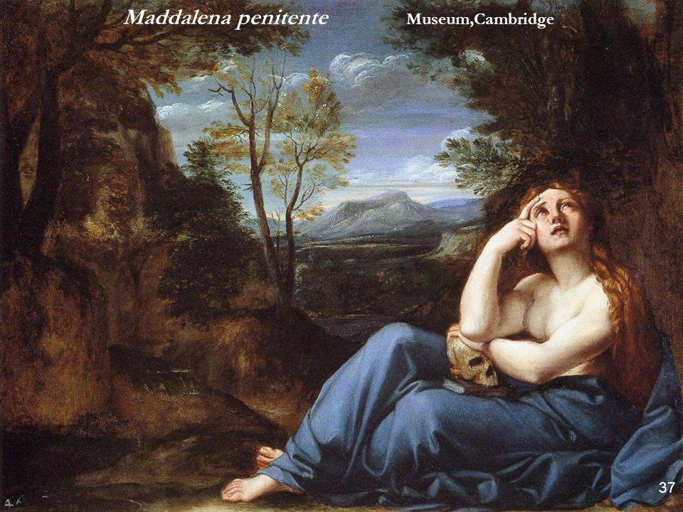 Maddalena penitente Museum,Cambridge