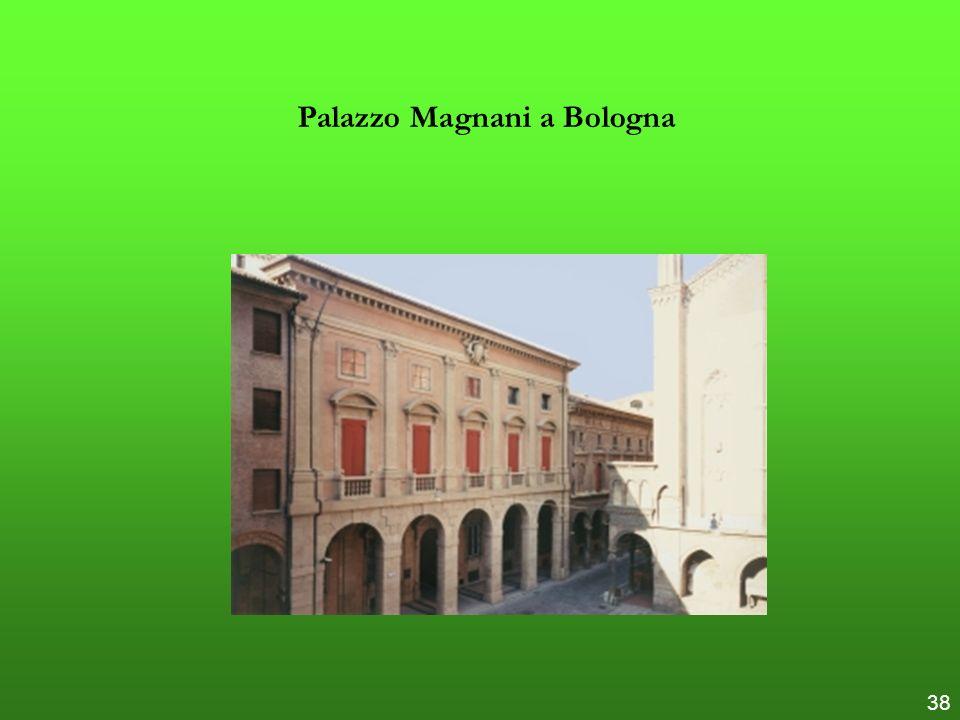 Palazzo Magnani a Bologna
