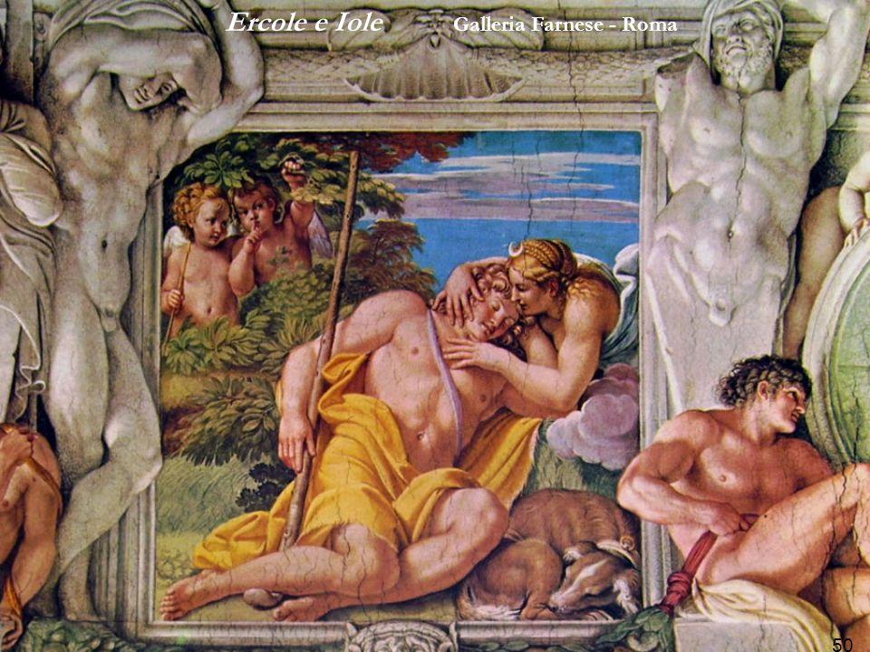 Ercole e Iole Galleria Farnese - Roma